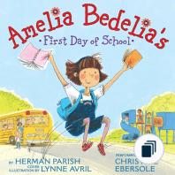 Young Amelia Bedelia