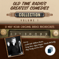 Old Time Radio's Greatest Comedies Collection