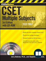 CliffsNotes CSET; Multiple Subjects