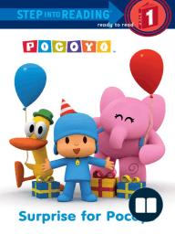 Surprise for Pocoyo (Pocoyo)