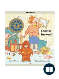Thomas' Snowsuit by Robert Munsch (Excerpt)