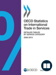 OECD Statistics on International Trade in Services, Volume 2012 Issue 1