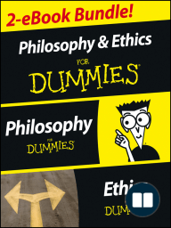 Philosophy & Ethics For Dummies 2 eBook Bundle