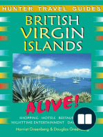 The British Virgin Islands Alive Guide