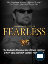 Fearless by Eric Blehm (Sneak Peek of Paperback Edition)
