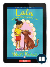 Lulu and the Dog from the Sea by Hilary McKay [Excerpt]
