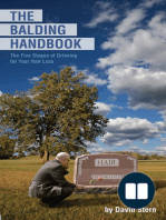 The Balding Handbook; The Five Stages of Grieving for Your Hair Loss