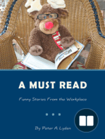 A Must Read; Funny Stories from the Workplace
