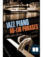 Jazz Piano Ad-Lib Phrases