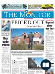 The Monitor 1-20-2007