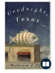 Goodnight Texas by William J. Cobb {Excerpt}