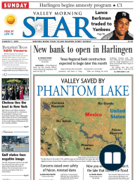 The Valley Morning Star 08-01-2010