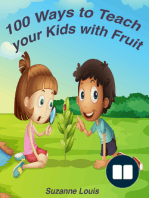100 Ways to Teach Your Kids with Fruit