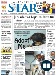 The Valley Morning Star 04-28-2010