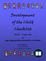 Development of the Child Checklist - Birth to 7 Years