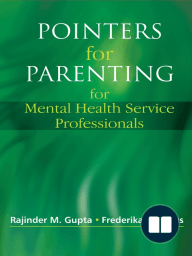 Pointers for Parenting for Mental Health Service Professionals