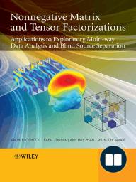 Nonnegative Matrix and Tensor Factorizations