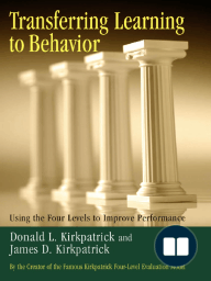 Transferring Learning to Behavior