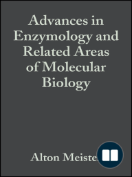 Advances in Enzymology and Related Areas of Molecular Biology, Volume 29
