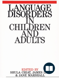 Language Disorders in Children and Adults