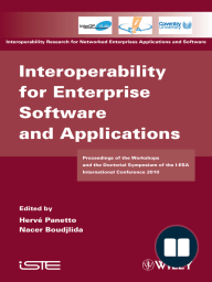 Interoperability for Enterprise Software and Applications