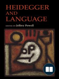 Heidegger and Language