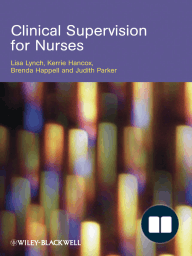 Clinical Supervision for Nurses