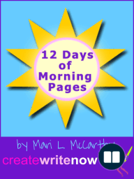 12 Days of Morning Pages