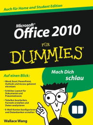 Office 2010 für Dummies