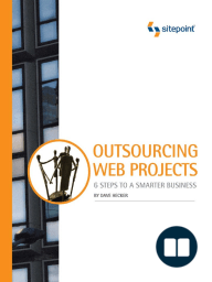 Outsourcing Web Projects
