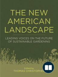 The New American Landscape