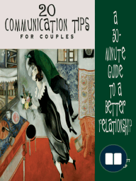 20 Communication Tips for Couples