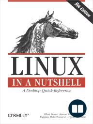 Linux in a Nutshell