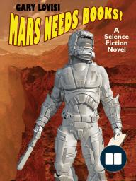 Mars Needs Books!
