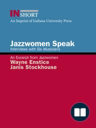 Jazzwomen Speak