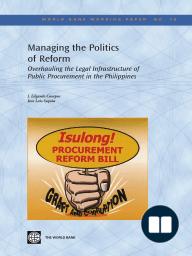 Managing the Politics of Reform
