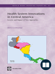 Health System Innovations in Central America
