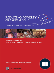 Reducing Poverty on a Global Scale