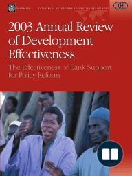 2003 Annual Review of Development Effectiveness