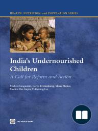 India's Undernourished Children