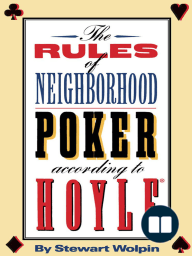 The Rules of Neighborhood Poker According to Hoyle