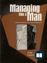 Managing Like a Man