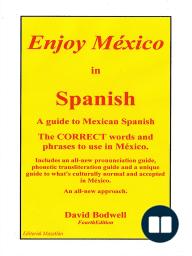 Enjoy México in Spanish