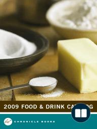Chronicle Books 2009 Food & Drink Catalog