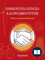 Communities, Councils & a Low Carbon Future