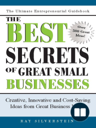 Best Secrets of Great Small Businesses
