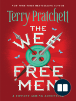 the wee free men - The Color Of Magic Book