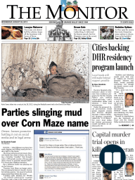 The Monitor - 08-28-2013