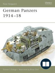 German Panzers 1914-18