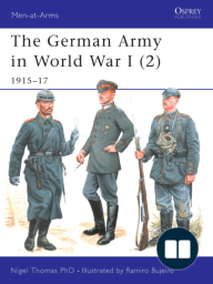The German Army in World War I (2)